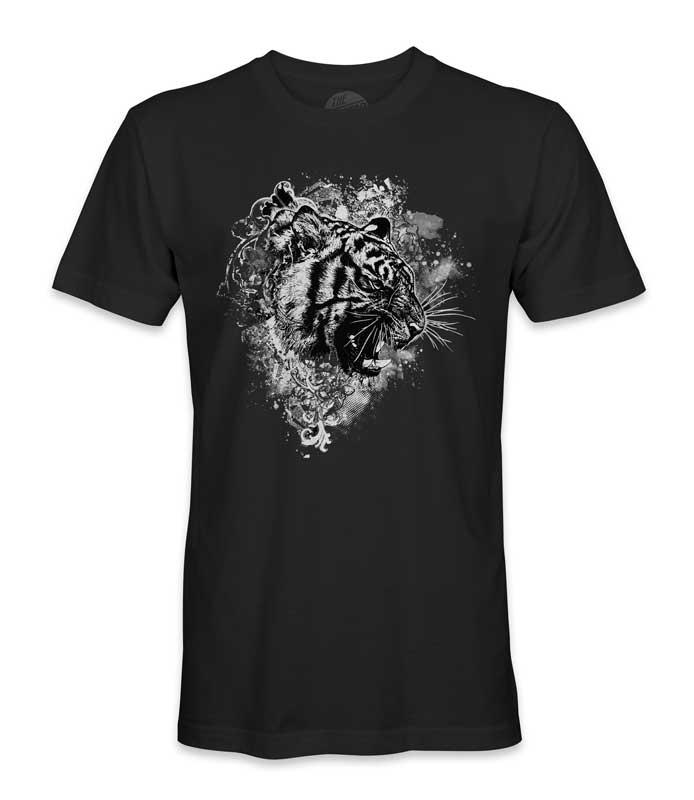 tee shirt personnalisé tigre
