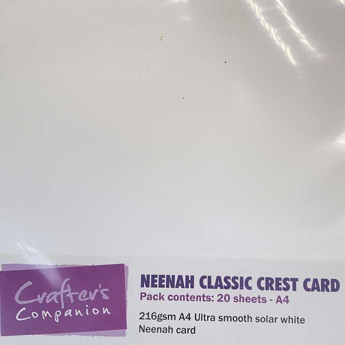 Neenah classic crest 216g