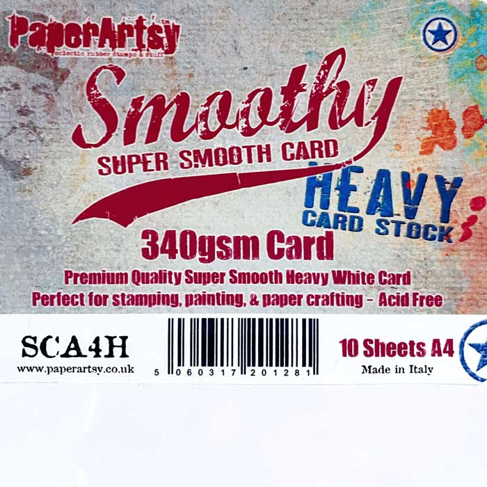 smooth heavy paper paperartsy