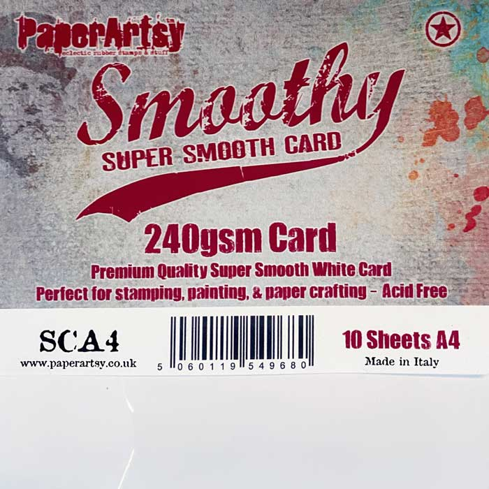 smooth paper regular PaperArtsy